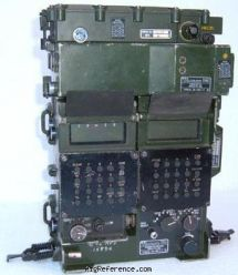 Front view - image courtesy of www.armyradio.com