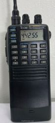 Icom IC4GXAT - Submitted by Fred Niehaus