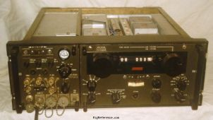 """RA217D on the right with the MA323 on the left in the 19"""" rack frame - Submitted by root"""
