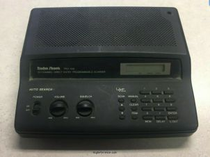 Front view Radio Shack Pro 508 - Submitted by Karjinx Marshmallow