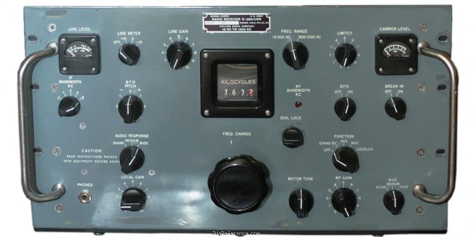 Collins R-389/URR
