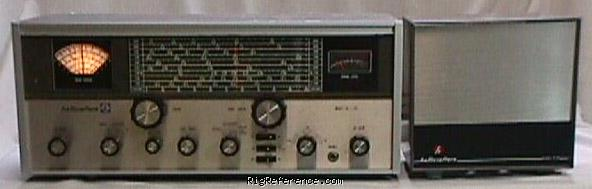 Hallicrafters SX-133 Specifications | RigReference.com