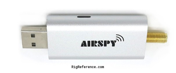 Airspy Mini Specifications | RigReference com