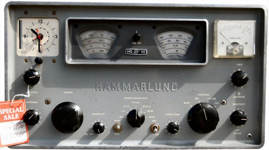 Hammarlund Hq