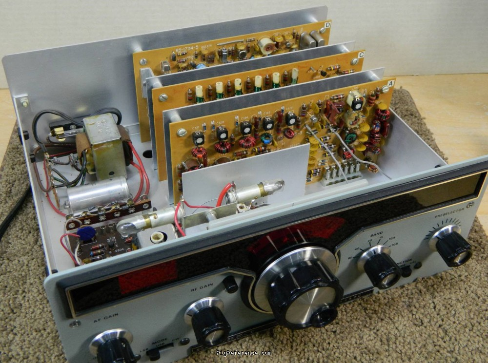 Heathkit HR-10B Receiver | Radio, TV, Ham Radio, and electronics
