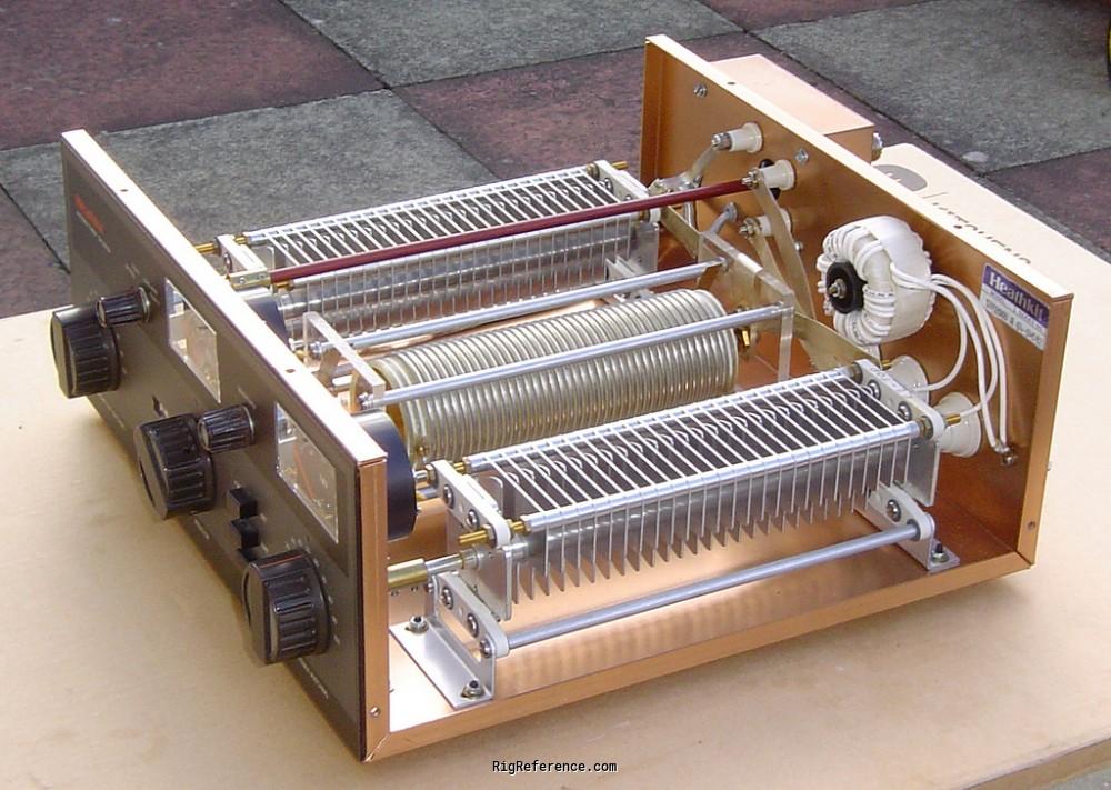 Vintage heathkit 10-4510 dual trace oscilloscope | #140085278.