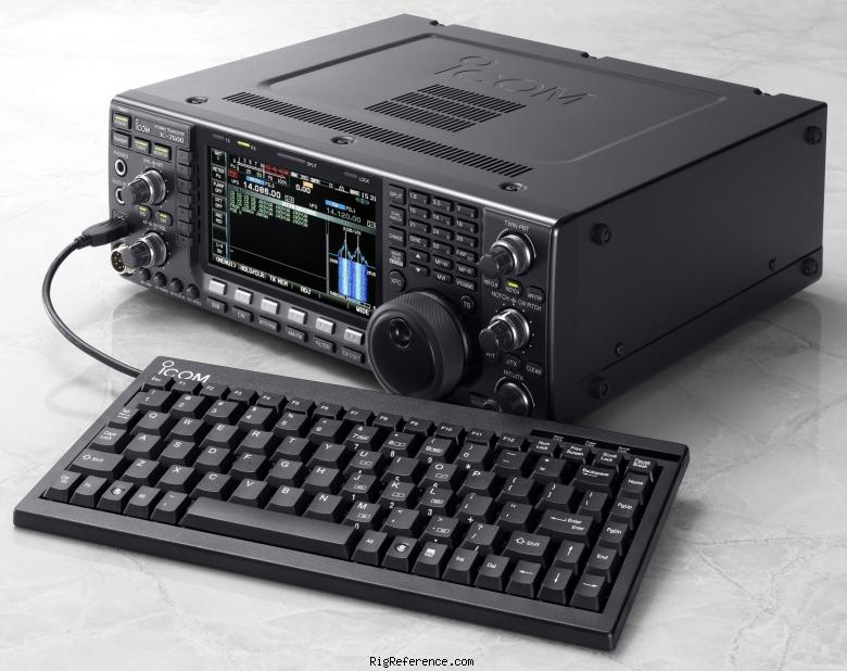 Icom Ic 7600 Specifications Rigreference Com