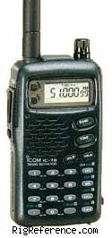 icom ic t8a specifications rigreference com rh rigreference com icom ic-t8a manual Icom IC 746 Pro Review