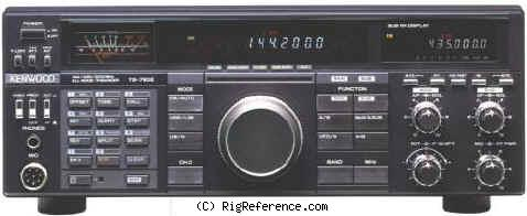 Kenwood TS-790E Specifications | RigReference com