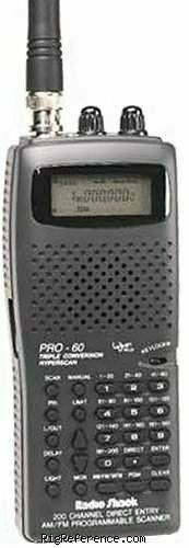 radioshack realistic pro 60 specifications rigreference com rh rigreference com radio shack pro 60 scanner manual radio shack pro 60 manual