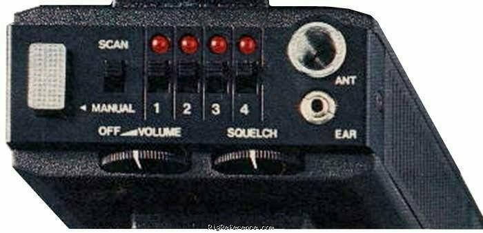 radioshack realistic pro 23 older specifications rigreference com rh rigreference com Radio Shack Race Scanner Manual Radio Shack 1000 Channel Scanner