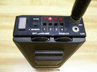RadioShack / Realistic Pro-24 (older) Specifications