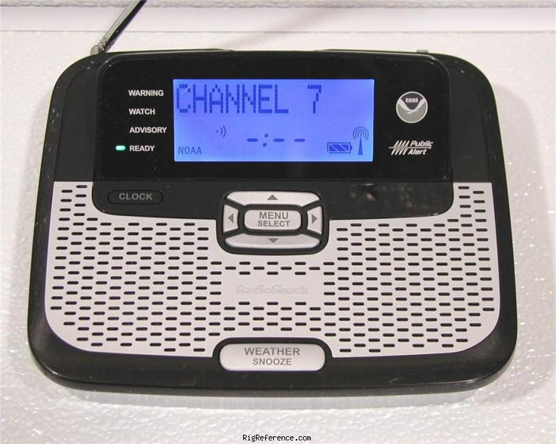radioshack realistic hazard alert specifications rigreference com rh rigreference com radio shack weather radio manual 12-382 radio shack weather radio manual 12-262