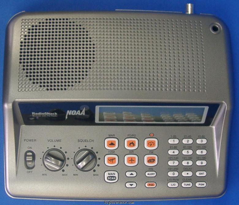 RadioShack / Realistic Pro-405