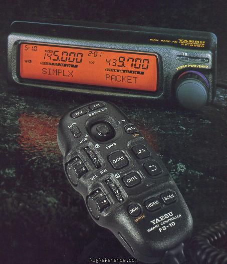 yaesu ft 8500 specifications rigreference com