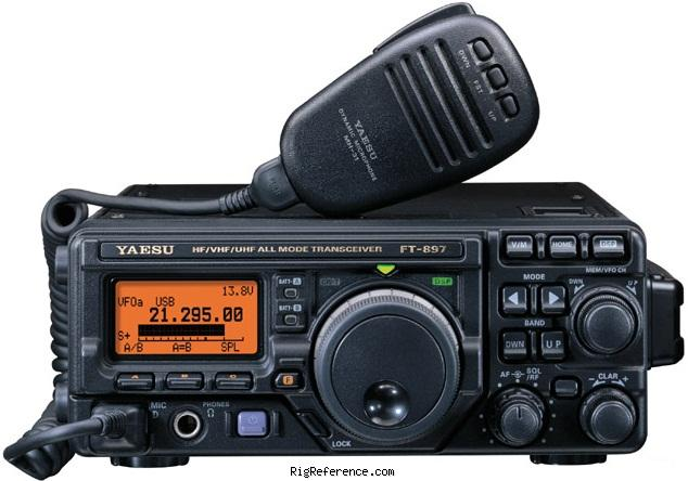 yaesu ft 897d specifications rigreference com