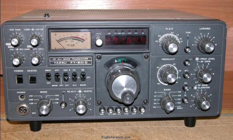 Yaesu FT901DM Specifications RigReferencecom